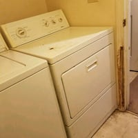 White Washer/Dryer Antelope, 95843