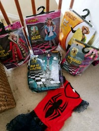 Assorted costumes. Family themes Martinsburg, 25404