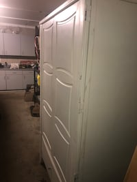 White side-by-side refrigerator Taylorsville, 30178