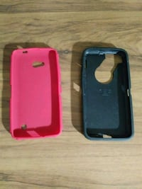 two black and red smartphone cases Norcross, 30071