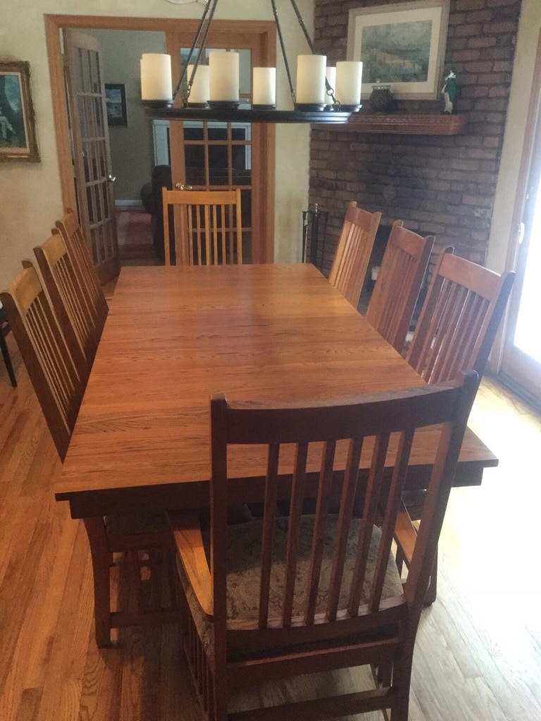 Exceptionnel Thomasville Dining Room Set