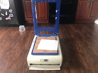 Single Screen Printing Machine with Dryer included Charlotte, 28217