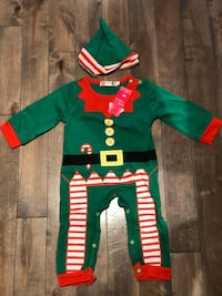 Christmas outfit 6-12 month Toronto, M3H 2Y7