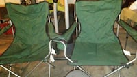 Two on the go chairs. Henderson, 89074