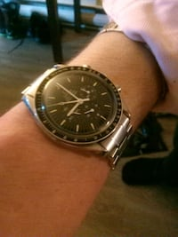 Omega Speedmaster professional MOON WATCH SERIES Vancouver, V6S 1E4