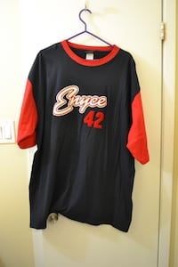 Enyce blue red T-Shirt XXL Mississauga