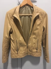 Soft, real leather jacket 8277 km