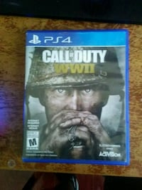 Call of Duty of world PS4 game Toronto, M9W 1V9