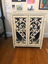 Lovely wicker cabinet  Arlington, 22201