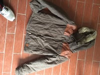 Bench winter coat 731 km