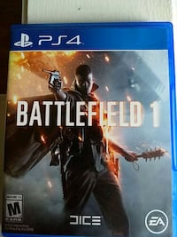Battlefield 1 for ps4 Whitefish Bay, 53217