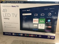BRAND NEW IN BOX INSIGNIA ROKU TV