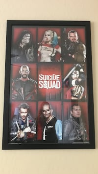Suicide Squad poster Henderson, 89052