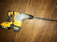 yellow and black DeWalt reciprocating saw Manassas, 20109