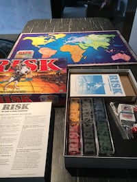 Risk Game. Used but in perfect condition  Cochrane, T4C 1K6