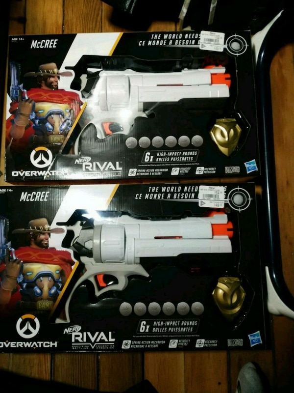 Overwatch nerf rival