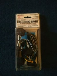 Uhaul Quick connect trailer wiring harness Woodbridge, 22193