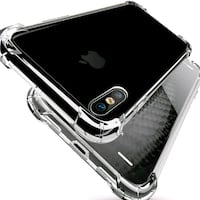 Black clear Iphone case Montreal, H2E
