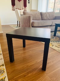 Black Coffee table Arlington, 22204