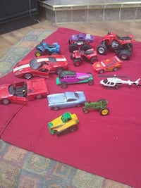 assorted die-cast car toys Laval, H7W 2R8
