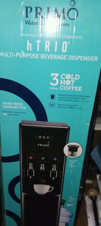Primo water dispenser and coffee  Crothersville, 47229