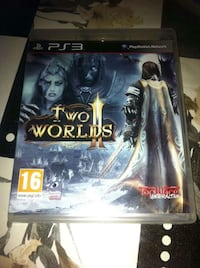 Caso de juego Sony PS3 Two Worlds Lucena del Puerto, 21820