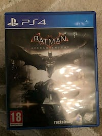 Batman arkham nıght ps4