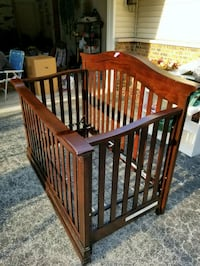 Baby Cache crib and daybed Homewood
