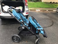 Baby Jogger City Select double stroller Herndon, 20171