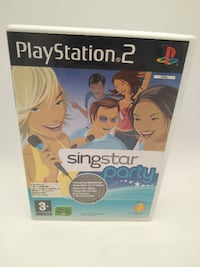 SINGSTAR PARTY PS2  Madrid