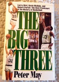 The Big Three Larry Bird, Kevin McHale and Robert Parish Cape Coral, 33904