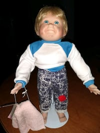 """""""Caugt in the Act"""" Doll Prior Lake, 55372"""