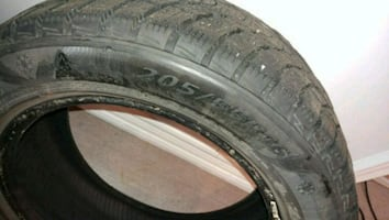 Used Honda Civic winter tires