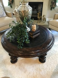 Coffee Table with Inlay Design Ladera Ranch, 92694