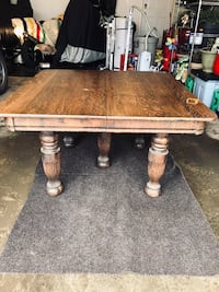 Stunning Late 1800's Antique Table Edmonton, T6L 6Z6