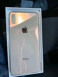 IPHONE XS MAX (GOLD) 256 GB