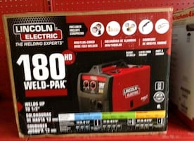 Lincoln Electric 230-Volt 180-Amp Mig Flux-cored Wire Feed Welder