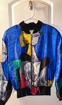 Picasso bomber jacket