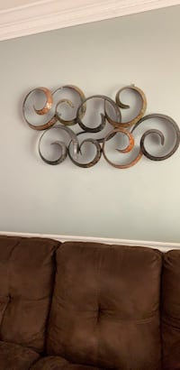 Brown and white wooden wall decor Woodbridge, 22192