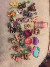 Littlest pet shop collection North Dumfries, N0B 1E0