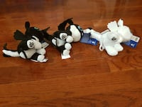 Build A Bear - How to Train your Dragon Night Lights Set of 3 Vaughan