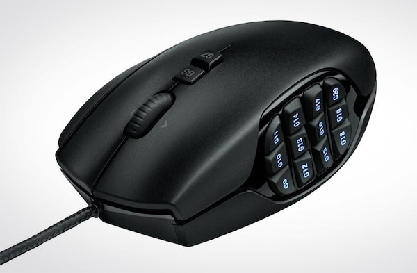 d5e9a868ae4 Used Logitech G600 MMO Gaming Mouse for sale in Newark - letgo