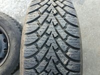 P215/65R16 Winter Tires X2