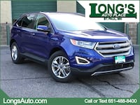 Ford Edge 2015 Saint Paul