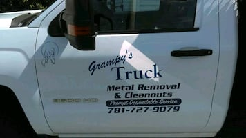Grampy's Truck Removal Service