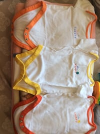 Mothercare body suits Toronto, M9W 7J5