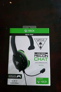 Xbox one headset  Chicago, 60609
