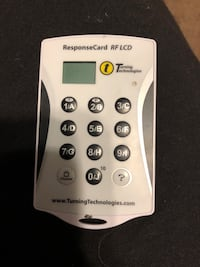 ResponseCard RF LCD Virginia Beach, 23454
