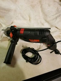 "1/2"" ELECTRIC HAMMER DRILL, NEW 24 mi"
