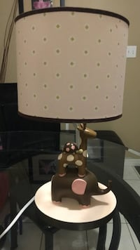 Baby girl lamp from toys r us. Mississauga, L5M 3Y5